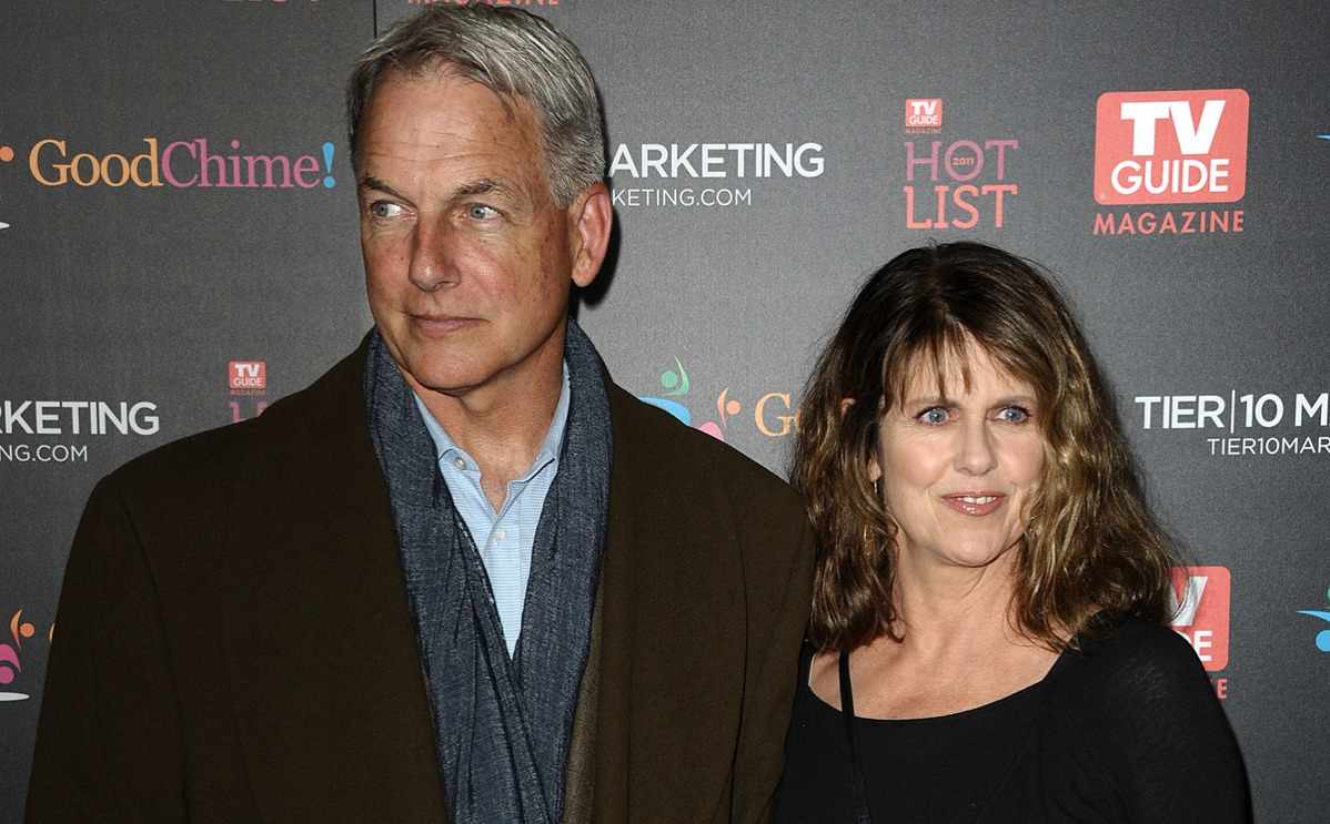 Actor Mark Harmon and actress Pam Dawber attend the 2011 TV Guide Magazine Hot List Party at Greystone Manor Supperclub on November 7, 2011