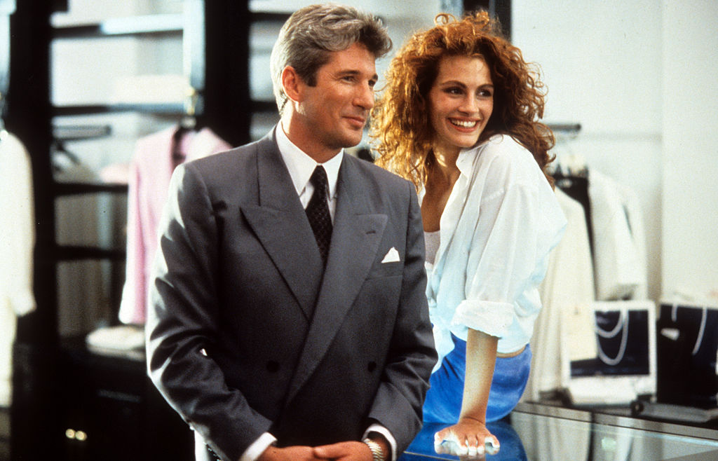 Julia Roberts $300,000 for Pretty Woman