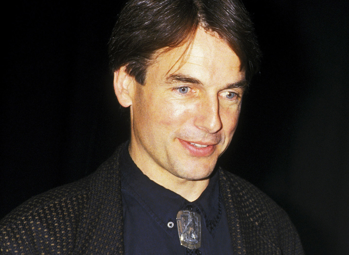 mark harmon at the 1988 ShoWest Awards