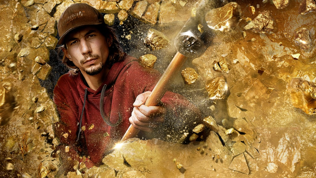 Gold Rush Discover Channel