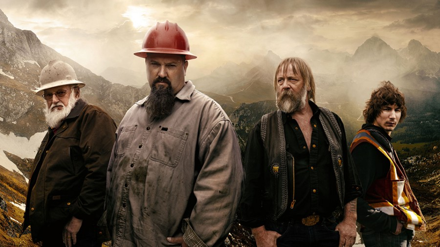 Gold Rush on Discovery Channel