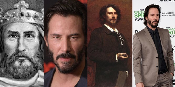 Keanu - Charlemange - Paul Mounet immortality