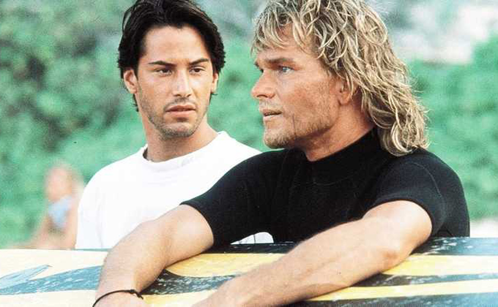 Point Break Surfing