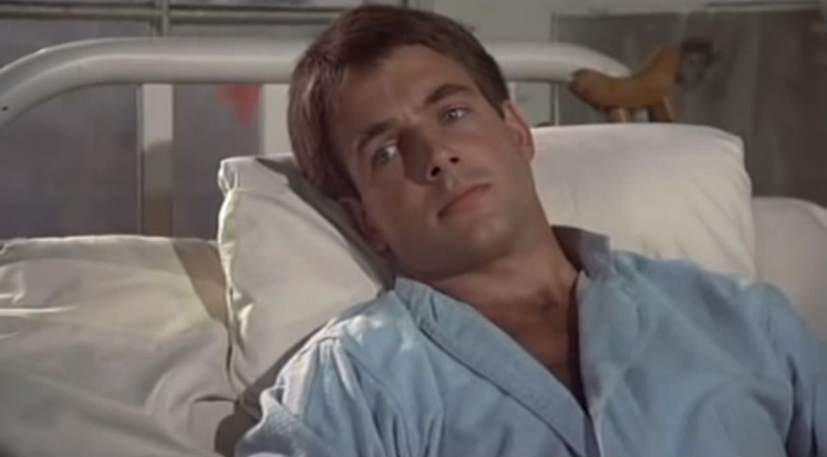 mark harmon in eleanor & franklin: the white house years