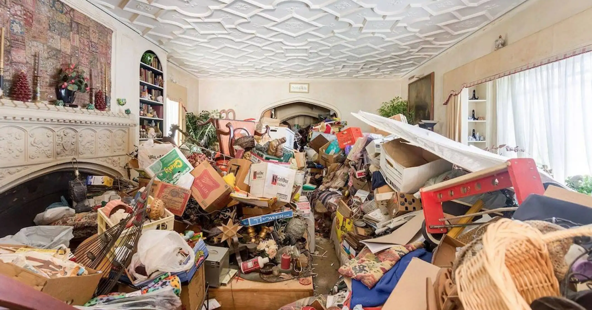 hoarders AE Relapse Rate is High