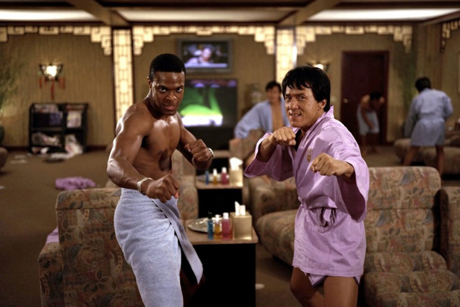 rush-hour-2 jackie chan and chris tucker