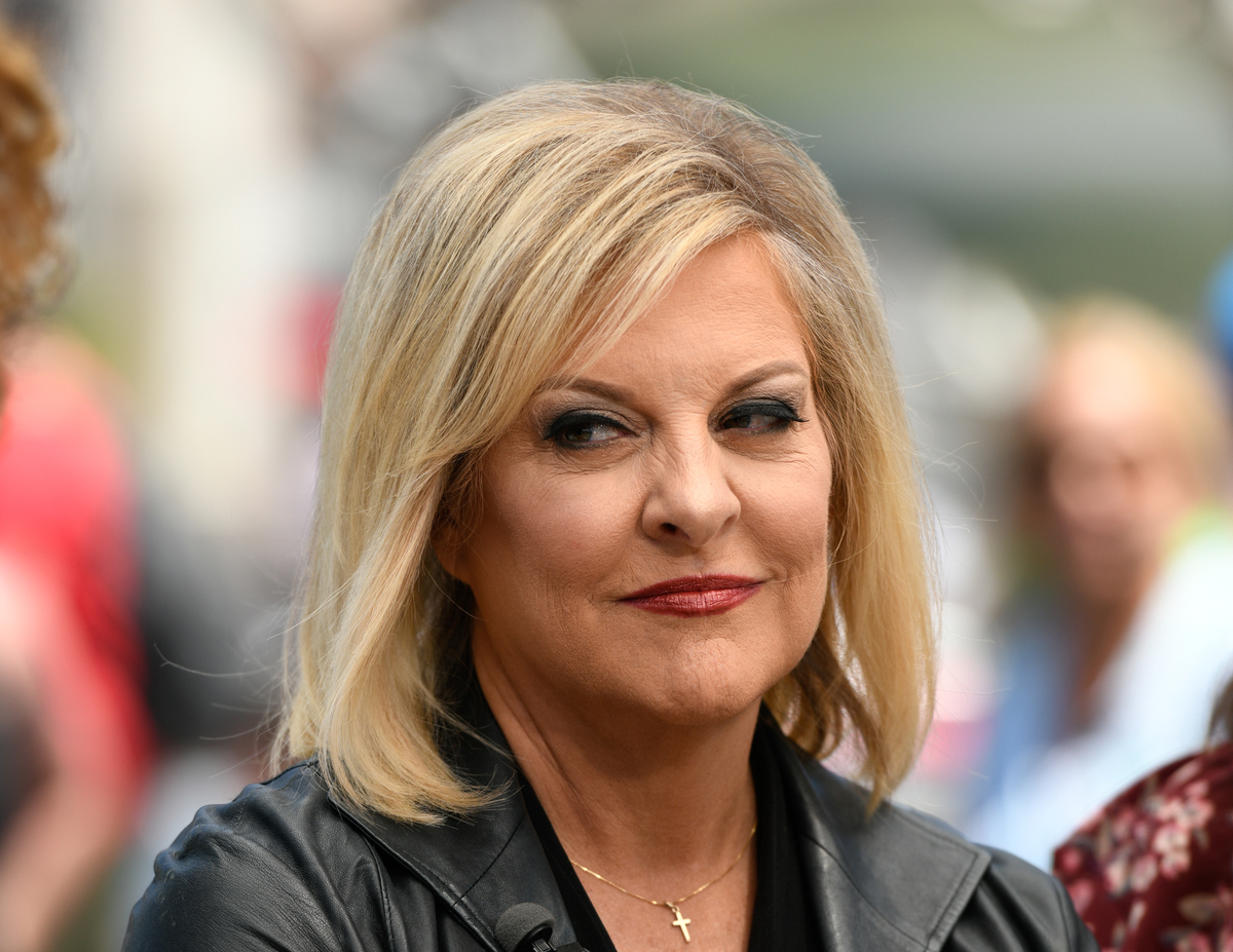 Nancy Grace Visits