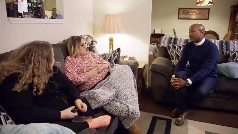 dr ish helped with mama june's intervention