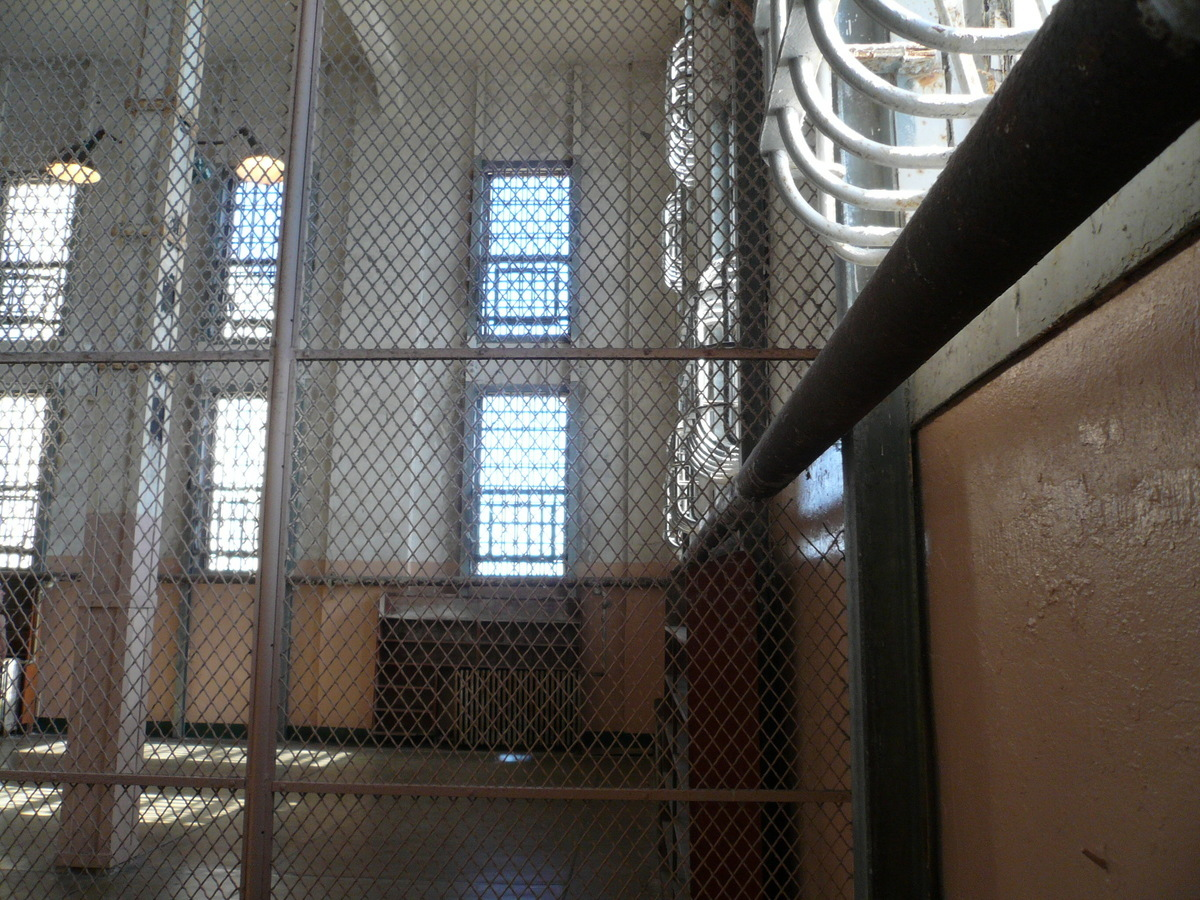 large room in prison