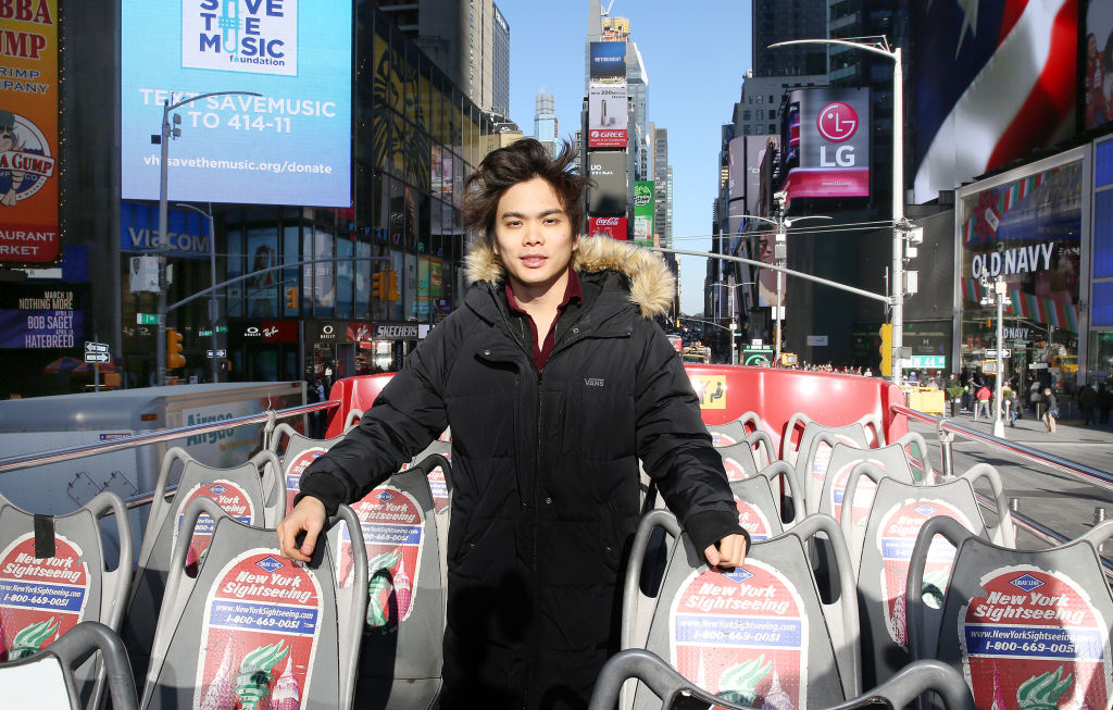 GettyImages-1080402266 shin lim in new york city