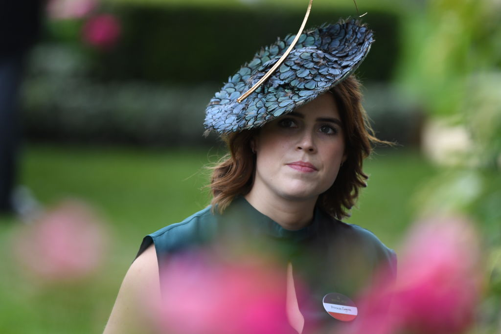 GettyImages-1157216446 princess eugenie attends Ladies Day at Royal Ascot