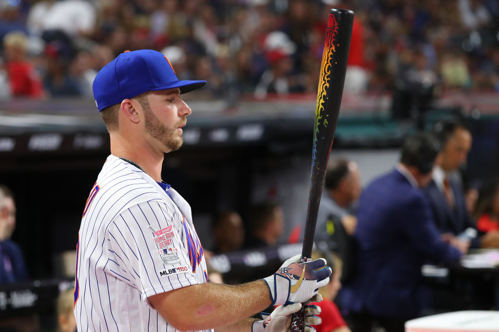 pete alonso 2019 mlb home run derby