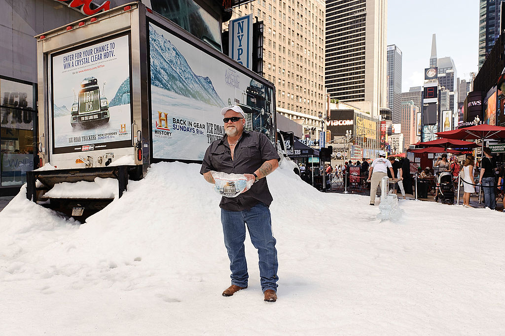 Ice Road Truckers star Hugh