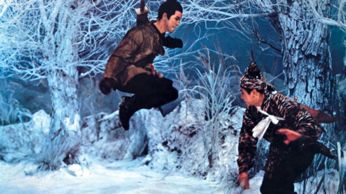 jimmy wang in one armed swordsman