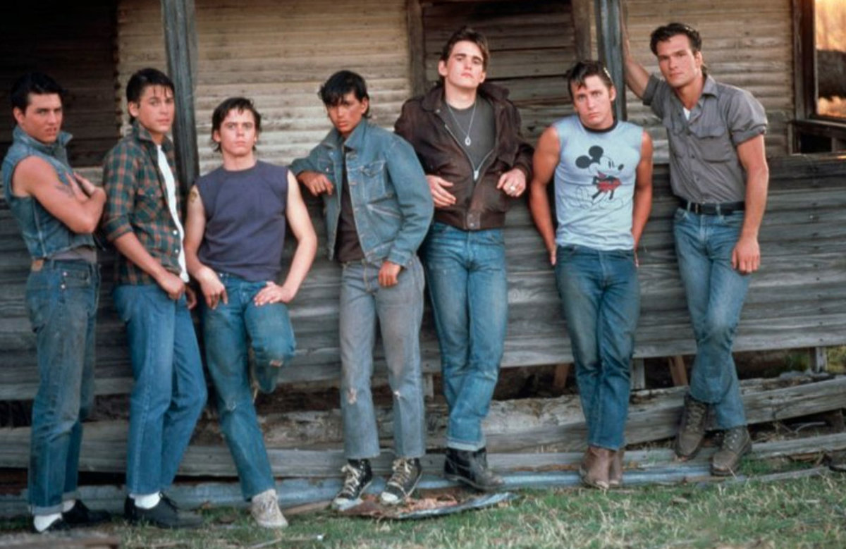 actors from The Outsiders