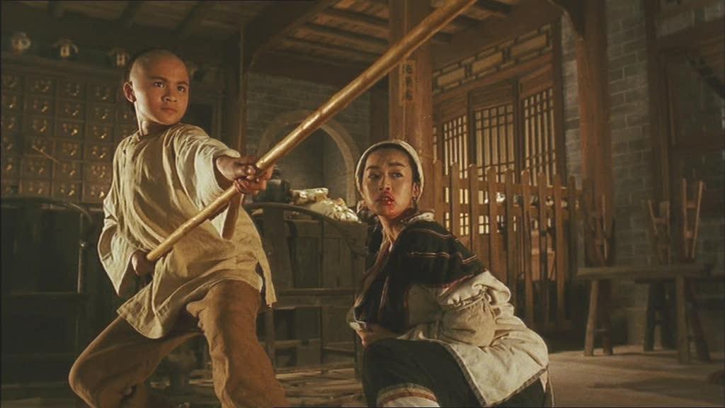 iron monkey movie with donnie yen