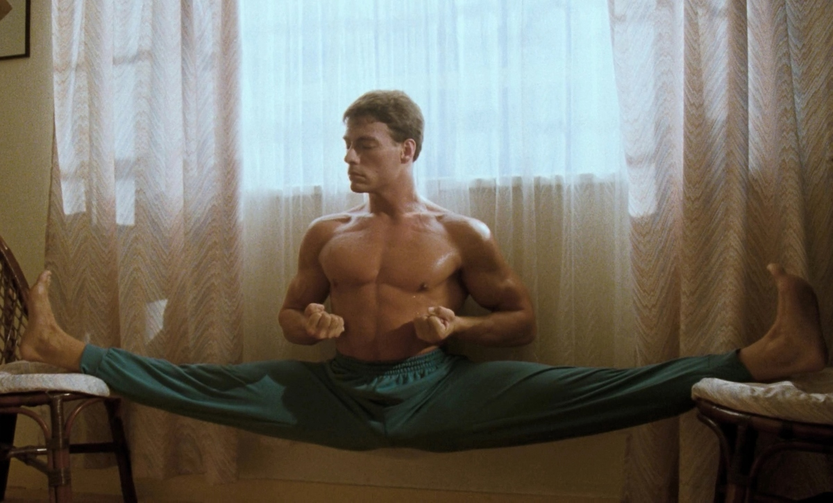 bloodsport jean claude van damme movie 1988