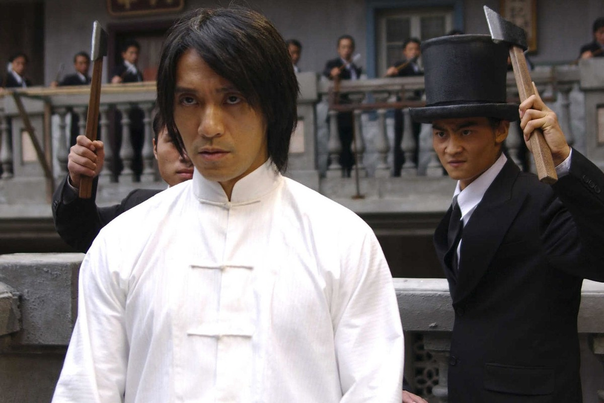 kung fu hustle starring stephen chow martial arts comedy