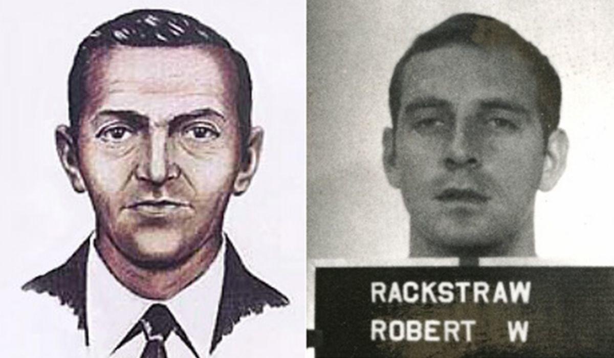 db cooper and robert rackstraw mugshot