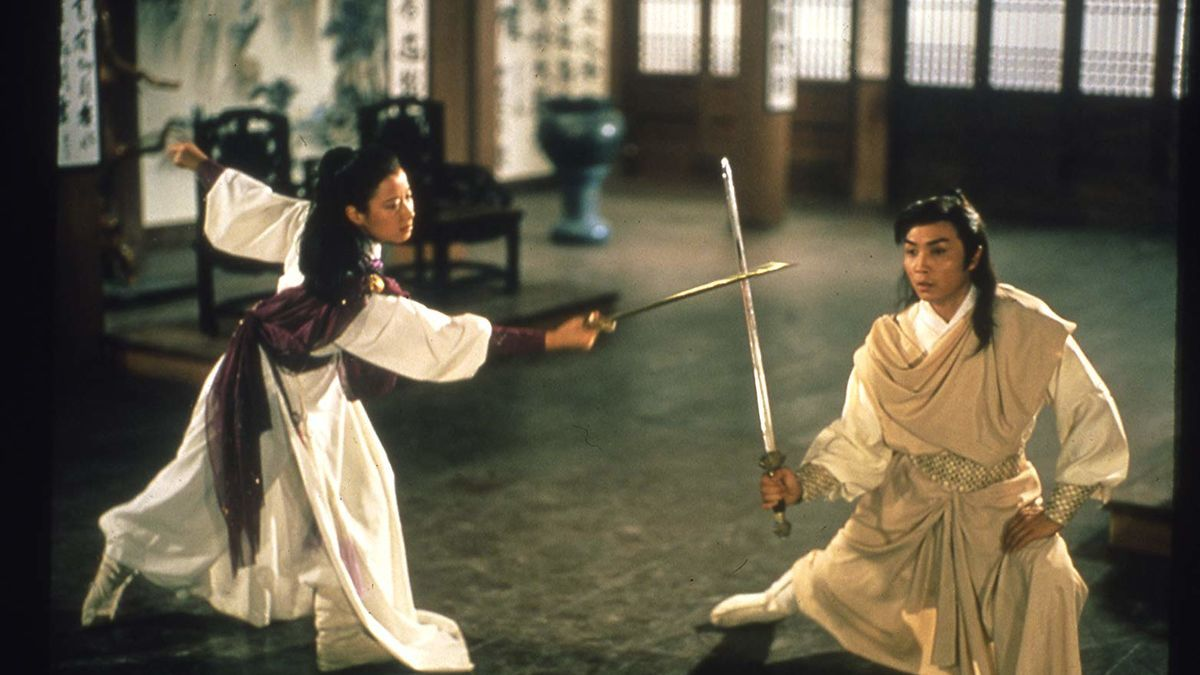 duel to the death starring damian lau