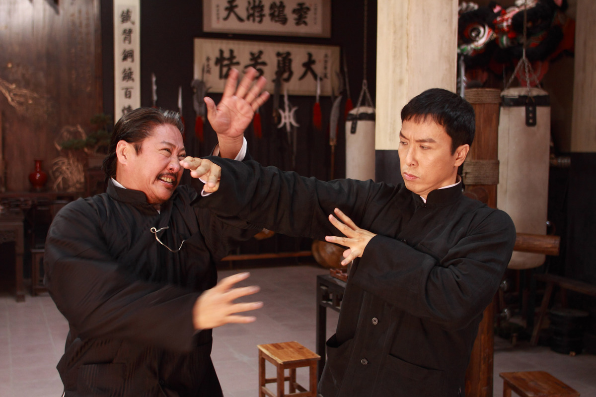 ip man 2 starring donnie yen