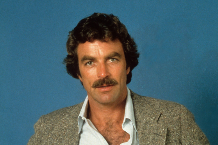 young tom selleck