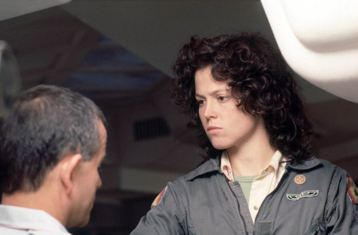 alien lead character played by sigourney weaver was a man in the script