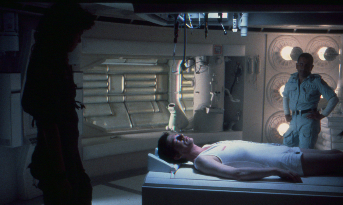 the chestburster scene from alien was inspired by a real medical condition