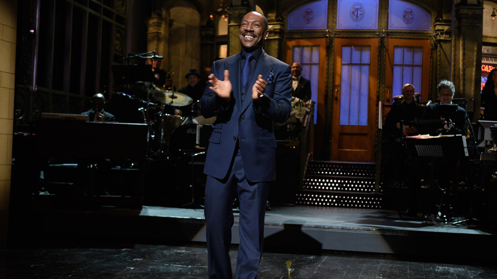 eddie murphy on SNL again