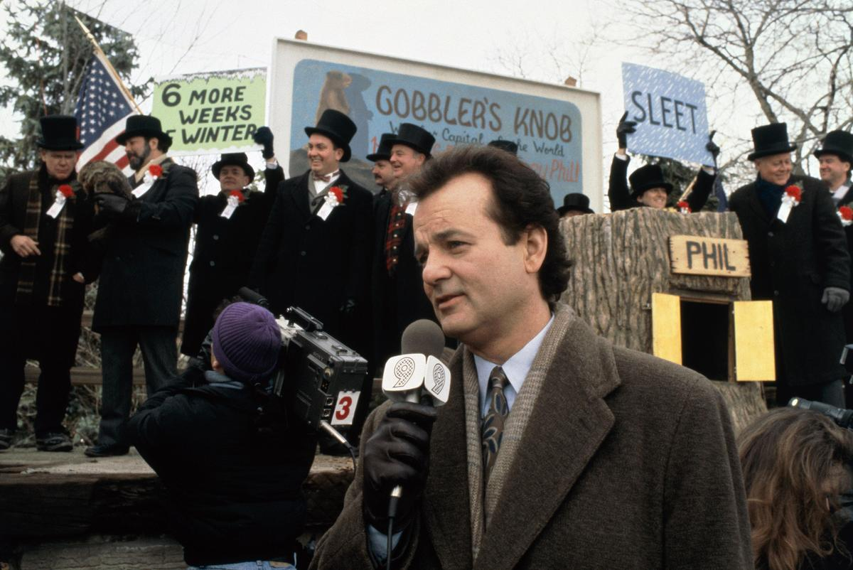 groundhog day video game sequel