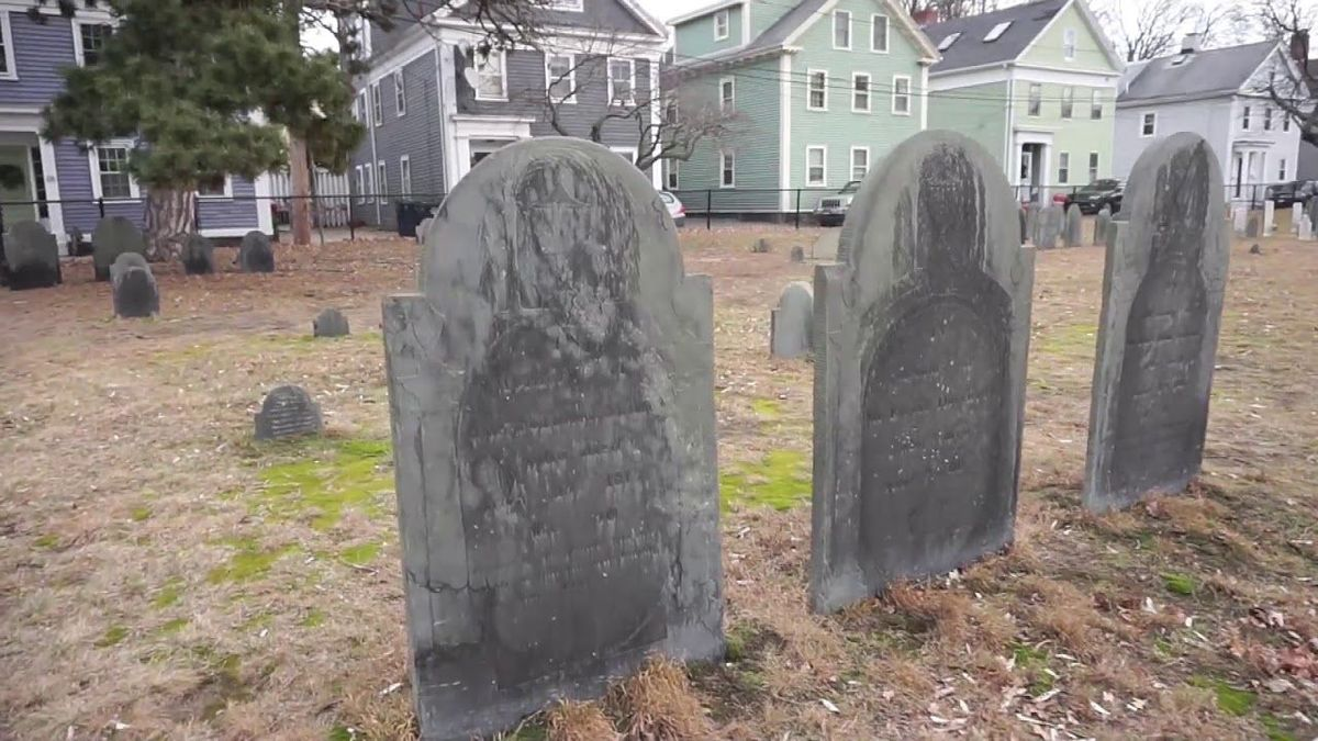 howard street cemetery most haunted places
