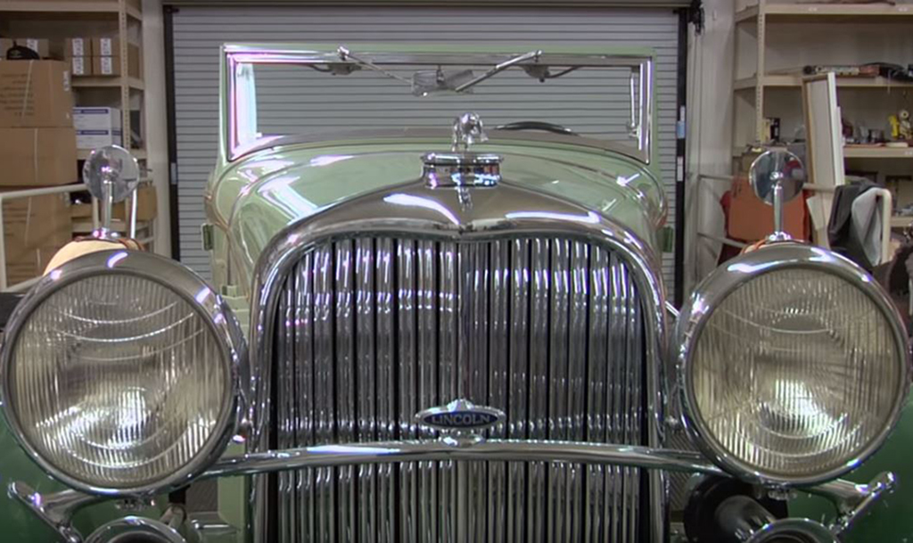1932 Lincoln Roadster