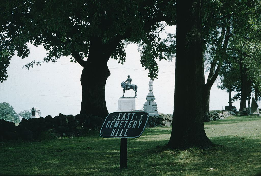 cemetery hill most haunted locations
