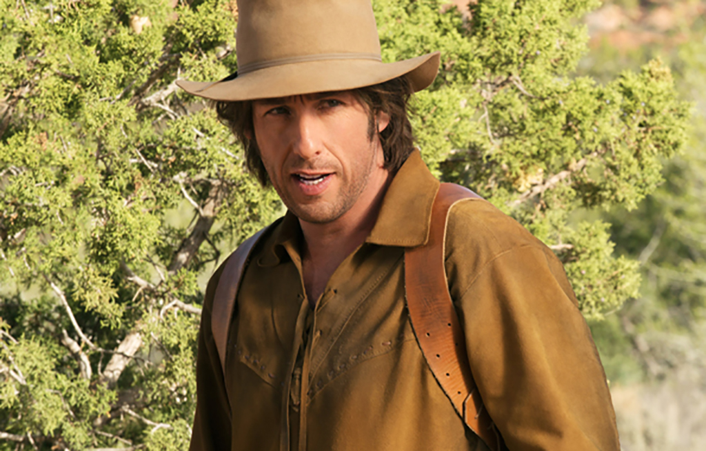 Adam Sandler in Ridiculous 6