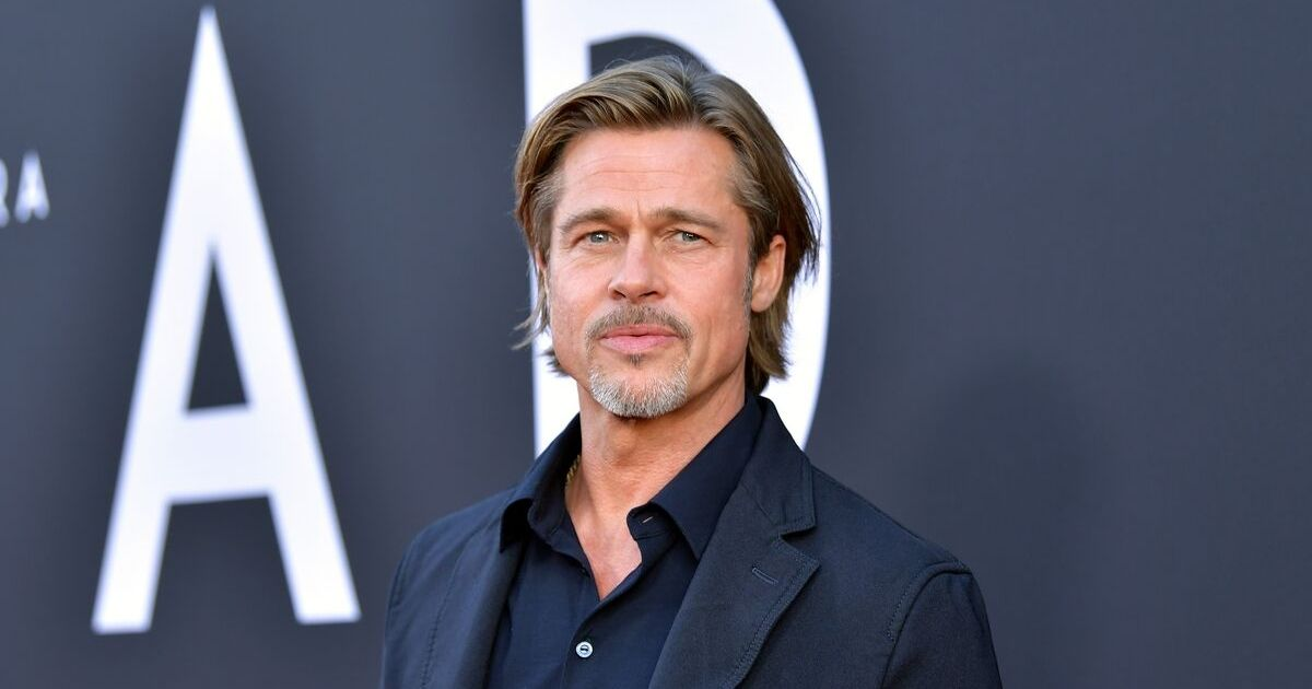 Brad Pitt attends the premiere of 20th Century Fox's