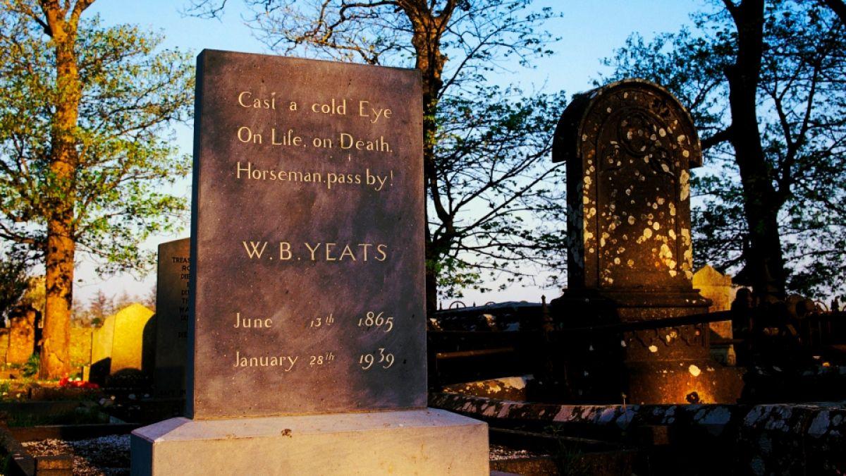 Yeats gravestone