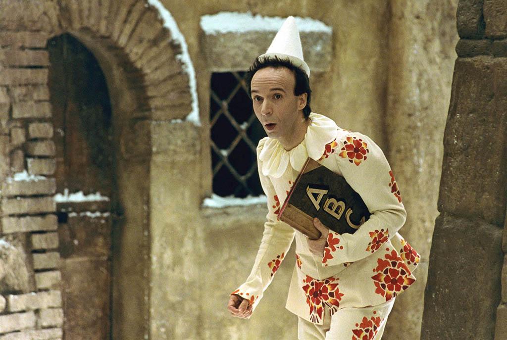 Roberto Benigni as Pinocchio