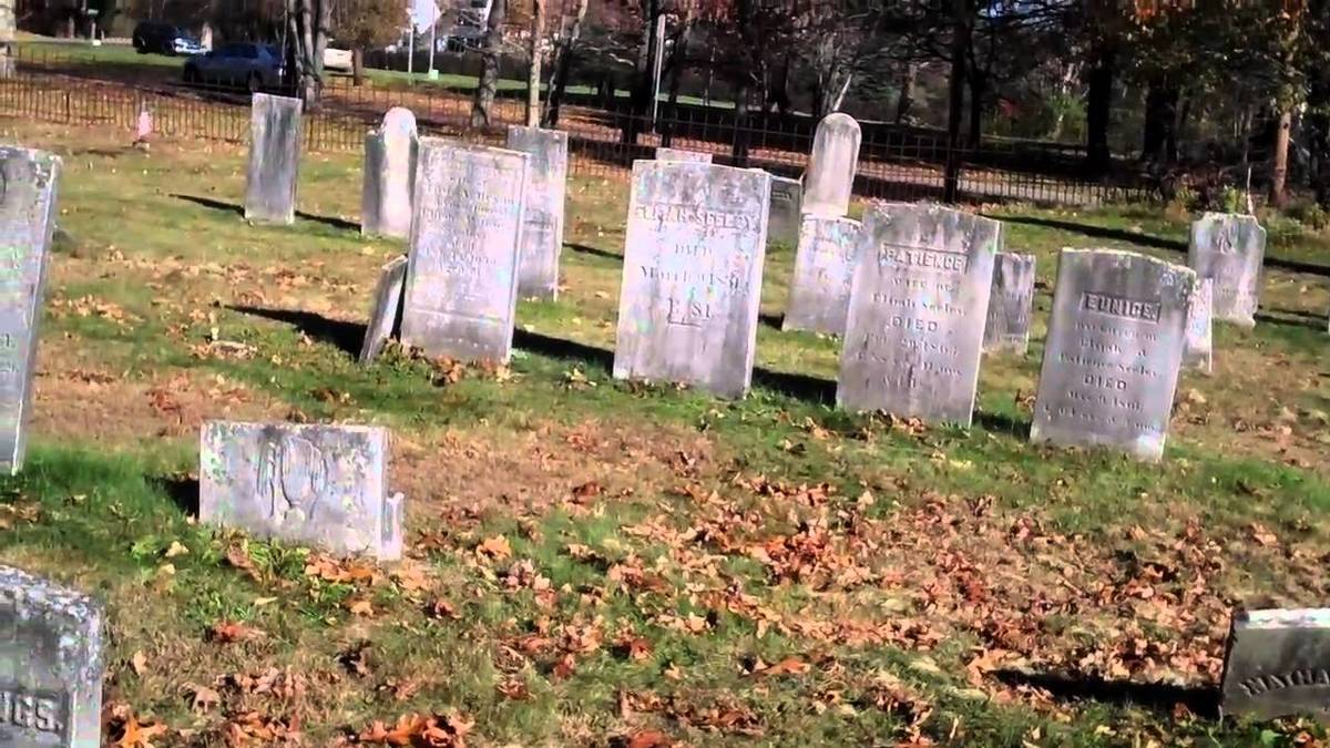 union cemetery most haunted places