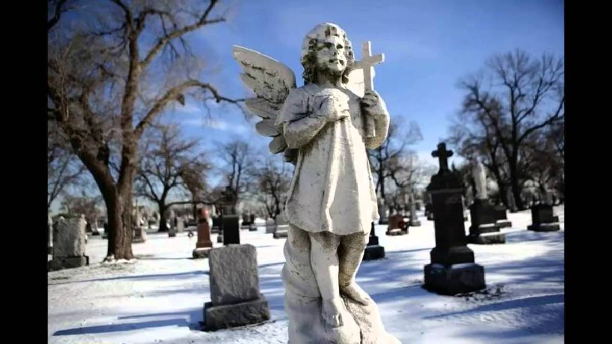 resurrection cemetery haunted location