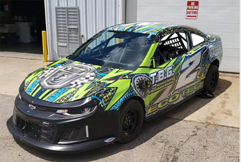 Robert's racecar