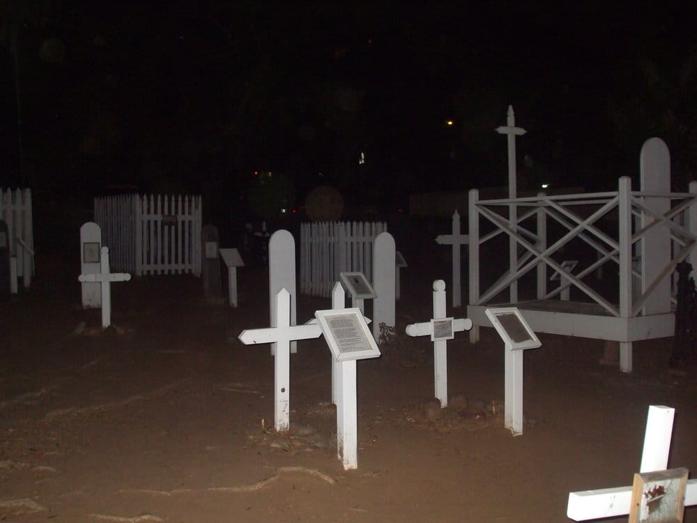 el campo santa cemetery haunted locations