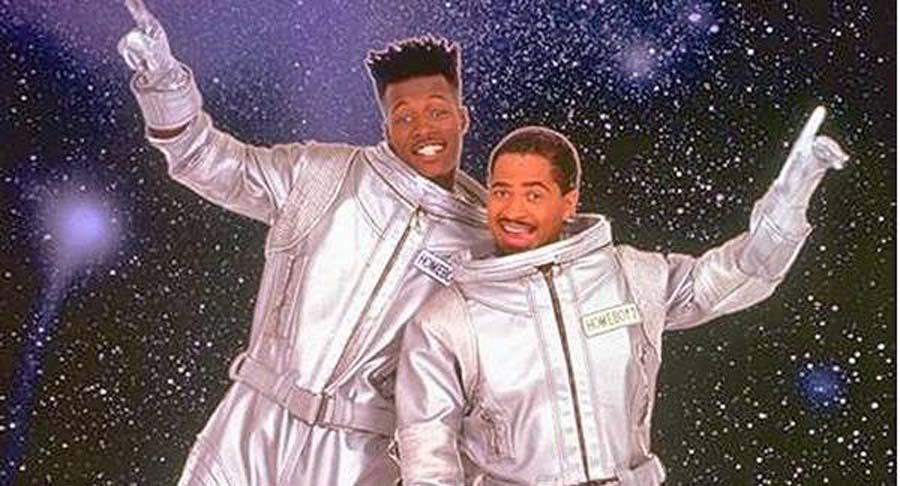 Homeboys In Outer Space Had A Ridiculous Concept