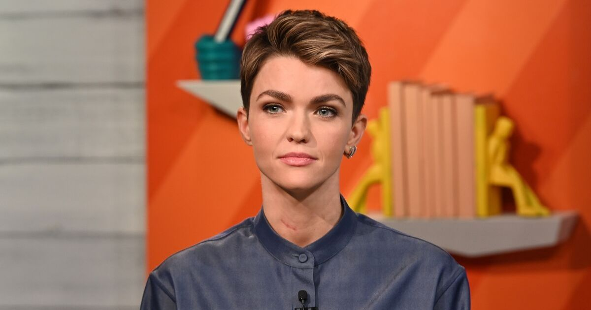 Ruby Rose, the star of CW Network's