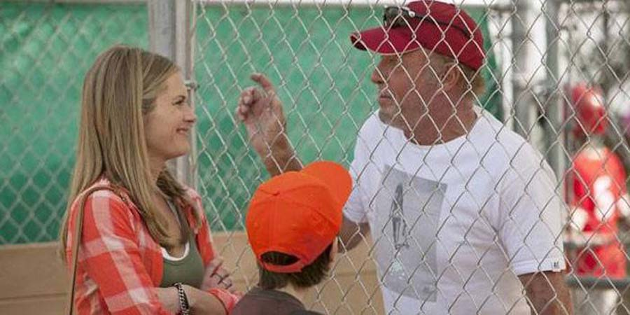 Back in the Game starred Maggie Lawson as single mom Terry Gannon, Jr.