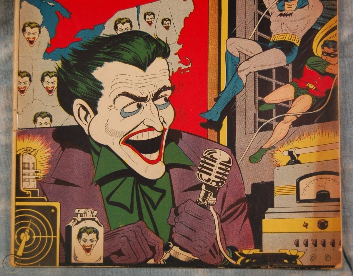the joker in the 40s