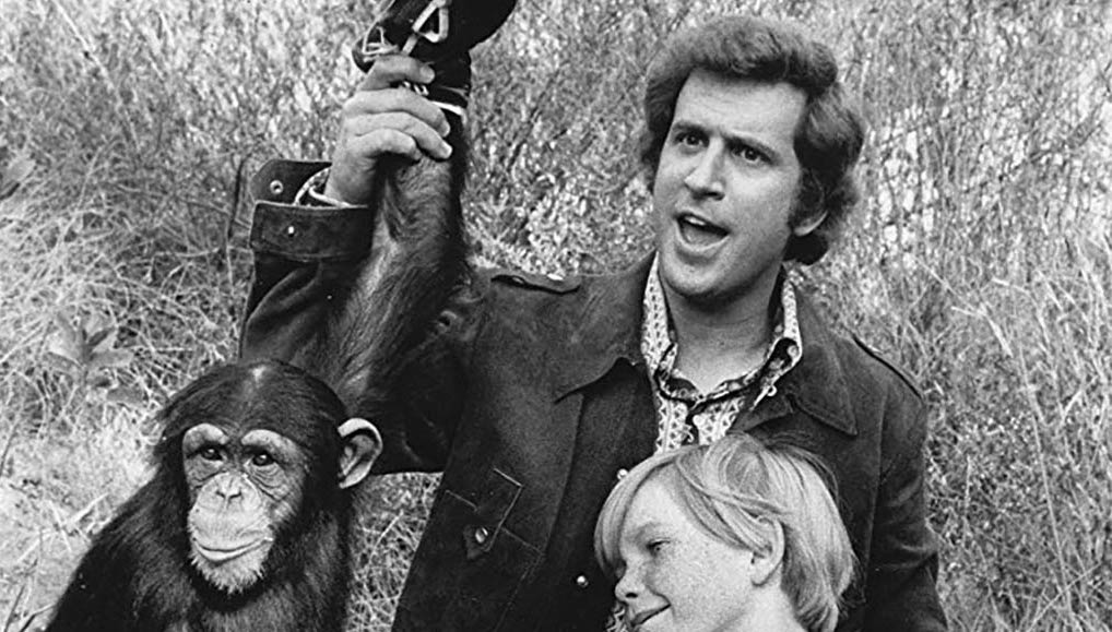 Me and the Chimp aired in 1972