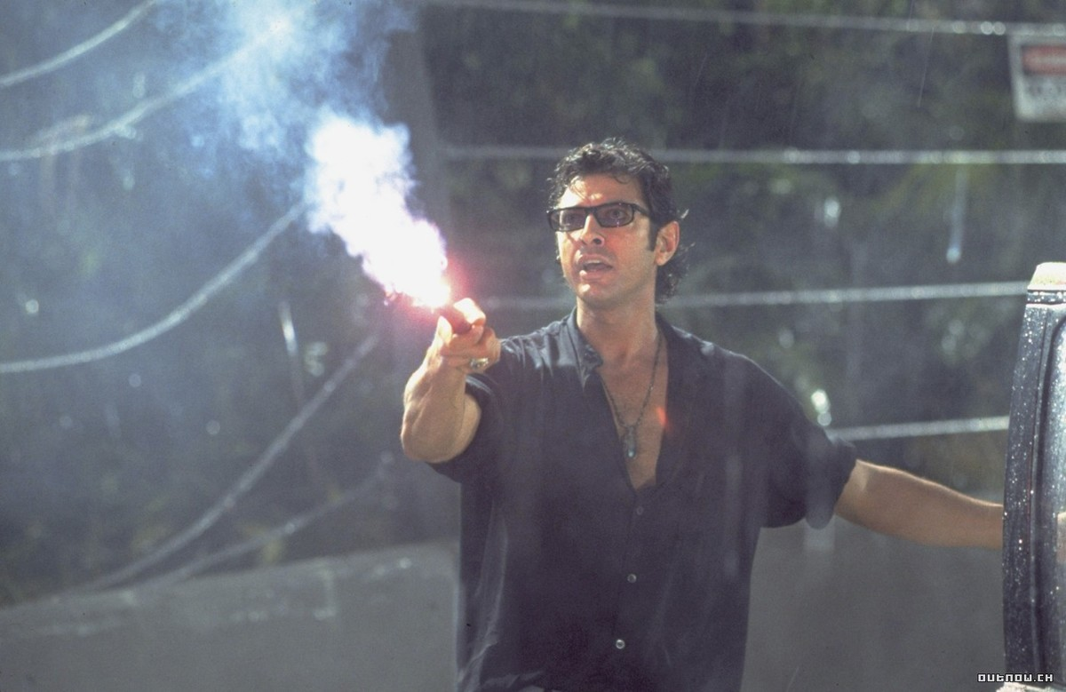 jeff goldblum refused to let ian malcolm run
