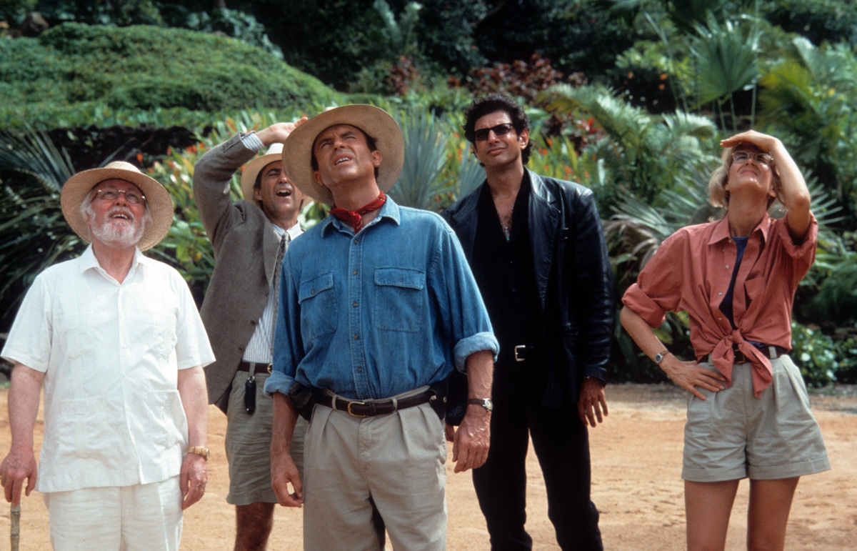 jurassic park is bring the big three back for jurassic world 3