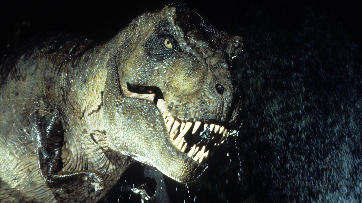 jurassic park didnt have that many dinosaurs