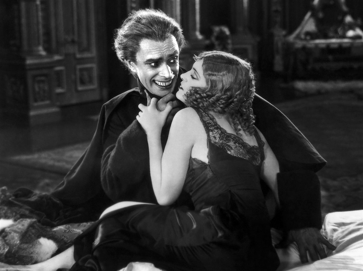 the man who laughs movie that inspired the joker